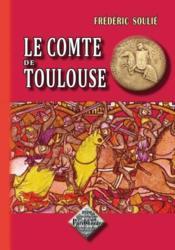 Le comte de Toulouse - Couverture - Format classique