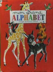 Mon Grand Alphabet - Couverture - Format classique