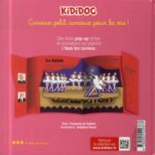 La danse - 4ème de couverture - Format classique