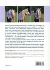 Gagner la confiance de son cheval ; respect et sécurité mutuels - 4ème de couverture - Format classique