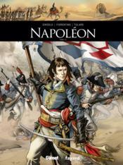Napoléon t.1 - Couverture - Format classique