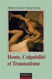 Honte, culpabilité et traumatisme (2e édition) - Couverture - Format classique
