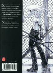 Enfer et paradis - édition double T.3 - 4ème de couverture - Format classique