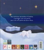 Les plus jolies histoires du soir pour les petits - 4ème de couverture - Format classique