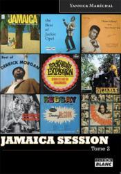 Jamaica session t.2 - Couverture - Format classique