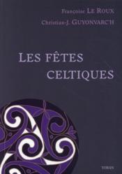 Les fêtes celtiques - Couverture - Format classique