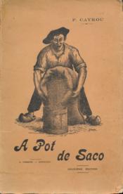 A pot de saco - Couverture - Format classique