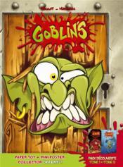 Goblin's ; coffret t.1 et t.2 - Couverture - Format classique