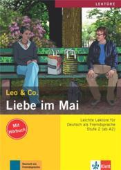 Leo & Co. ; liebe im mai ; allemand ; A2 - Couverture - Format classique
