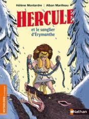 Hercule et le sanglier d'Erymanthe - Couverture - Format classique