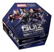 Marvel, le grand quiz des films - Couverture - Format classique