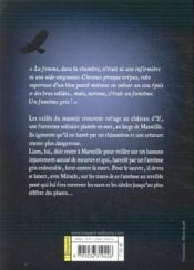 Le manoir - saison 2 ; l'exil T.4 ; le phare des brumes - 4ème de couverture - Format classique