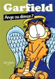 Garfield ; ange ou démon ? - Couverture - Format classique