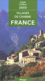 Villages de charme en france - Intérieur - Format classique