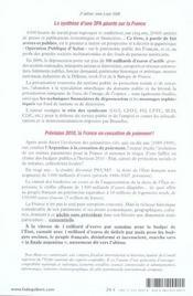 La grande braderie du patrimoine public francais - 4ème de couverture - Format classique
