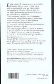 Oeuvres décryptées t.1 - 4ème de couverture - Format classique