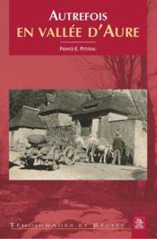 Autrefois en vallée d'Aure - Couverture - Format classique