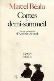 Contes du demi sommeil - Couverture - Format classique