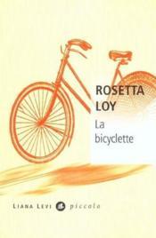 La bicyclette - Couverture - Format classique