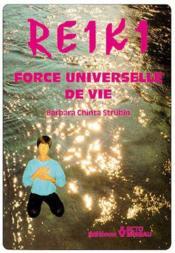 Reiki force universelle - Couverture - Format classique