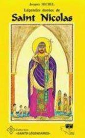 Légendes dorées de saint Nicolas - Intérieur - Format classique