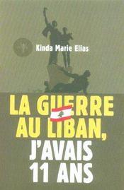 La guerre au Liban, j'avais 11 ans - Intérieur - Format classique