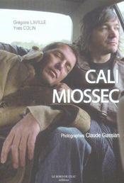 Cali-Miossec - Intérieur - Format classique