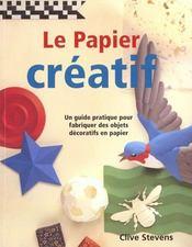 Le Papier Creatif - Intérieur - Format classique
