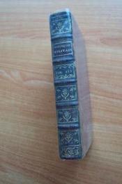 BIBLIOTHEQUE MILITAIRE, HISTOIRE ET POLITIQUE Tome 3 - Couverture - Format classique