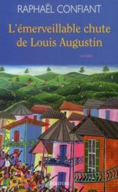 L'émerveillable chute de Louis Augustin - Couverture - Format classique