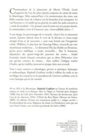 L'émerveillable chute de Louis Augustin - 4ème de couverture - Format classique
