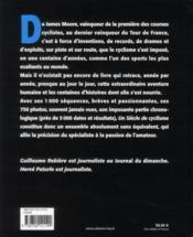 Un siècle de cyclisme (édition 2010) - 4ème de couverture - Format classique
