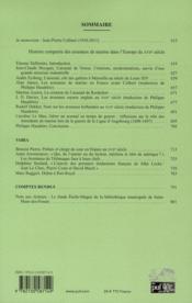 Revue Xviie Siecle N.253 - 4ème de couverture - Format classique