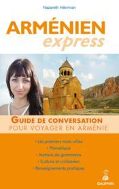 Arménien express - Couverture - Format classique