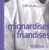 Mignardises et friandises - Couverture - Format classique