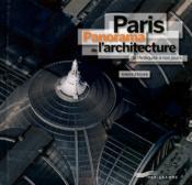 Paris panorama de l'architecture - Couverture - Format classique