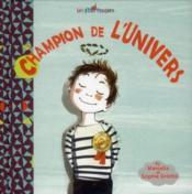 Champion de l'univers - Couverture - Format classique