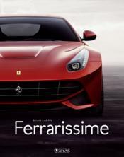 Ferrarissime - Couverture - Format classique