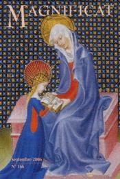 Magnificat N.166 ; Septembre 2006 - Couverture - Format classique