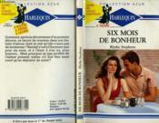 Six Mois De Bonheur - Rainbow Days - Couverture - Format classique