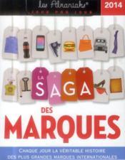 telecharger La saga des marques 2014 livre PDF/ePUB en ligne gratuit