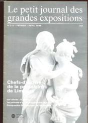 Le Petit Journal Des Grandes Expositions. N°275. Fevrier-Avril 1996. Chefs-D'Oeuvre De La Porcelaine De Limoges - Couverture - Format classique