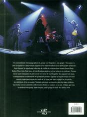 Led Zeppelin - 4ème de couverture - Format classique