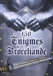 150 énigmes de Brocéliande - Couverture - Format classique