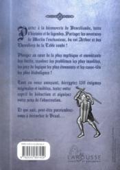 150 énigmes de Brocéliande - 4ème de couverture - Format classique