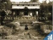 American gardens ; 1890-1930 - Couverture - Format classique