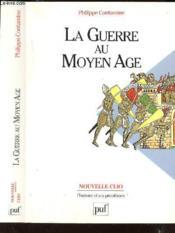 Guerre Au Moyen Age - Couverture - Format classique
