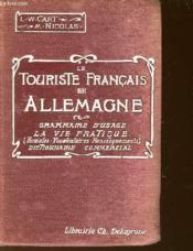 Le Touriste Francais En Allemagne - Grammaire D'Usage - La Vie Pratique - Couverture - Format classique
