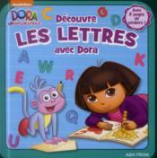 Découvre les lettres avec Dora - Couverture - Format classique