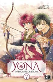 Yona, princesse de l'aube T.7 - Couverture - Format classique